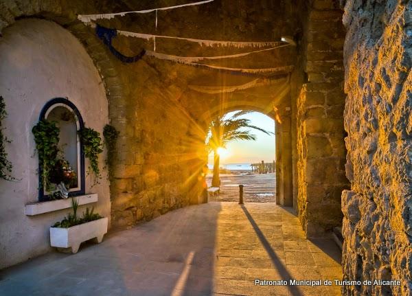 Calle de Tabarca (Tabarca, Alicante)
