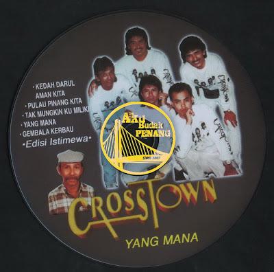 Crosstown - Pulau Pinang Kita MP3