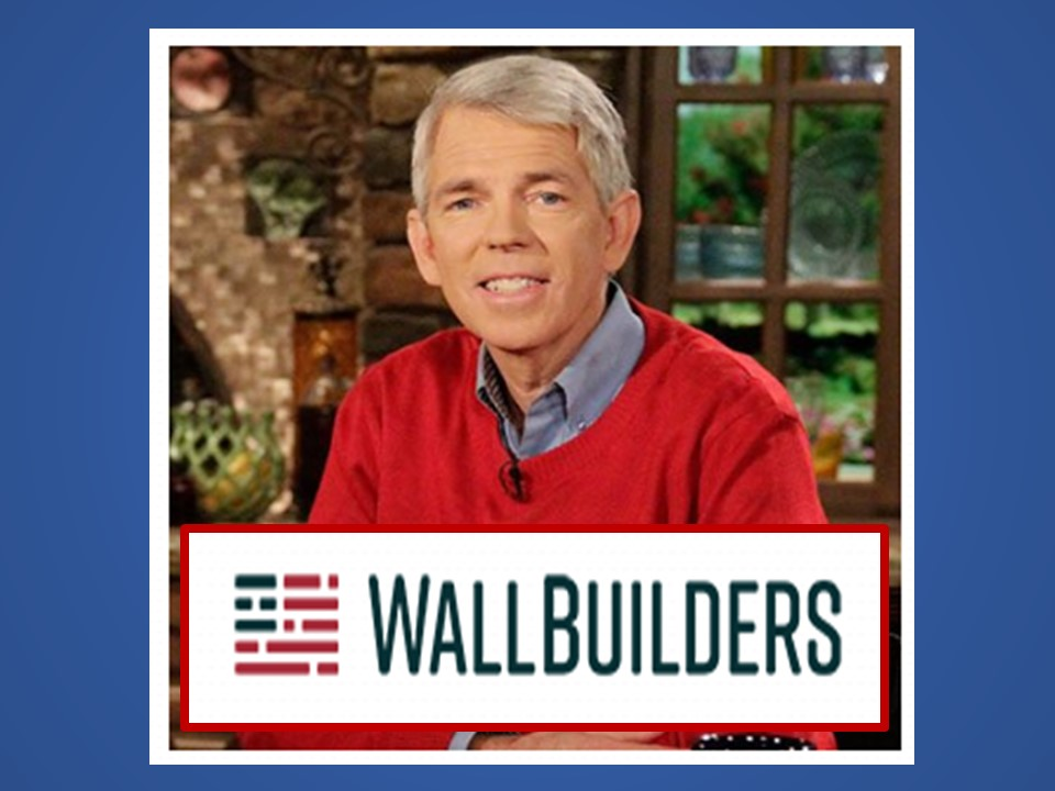 WALLBUILDERS (David Barton)