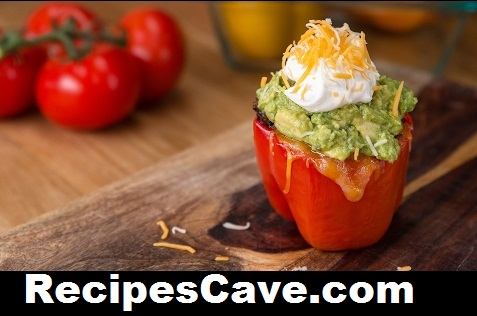 Taco Stuffed Peppers Recipe
