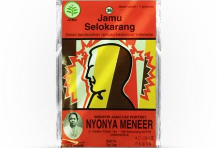 7 Khasiat Jamu Selokarang Nyonya Meneer