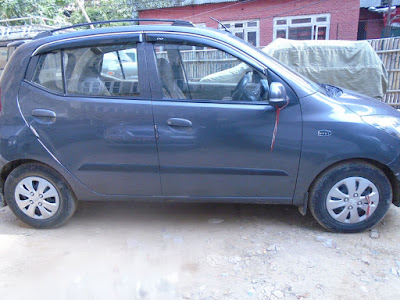 Car rental agency book the Car in Nepal