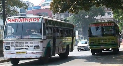 Local City Bus Route No. Mangaluru