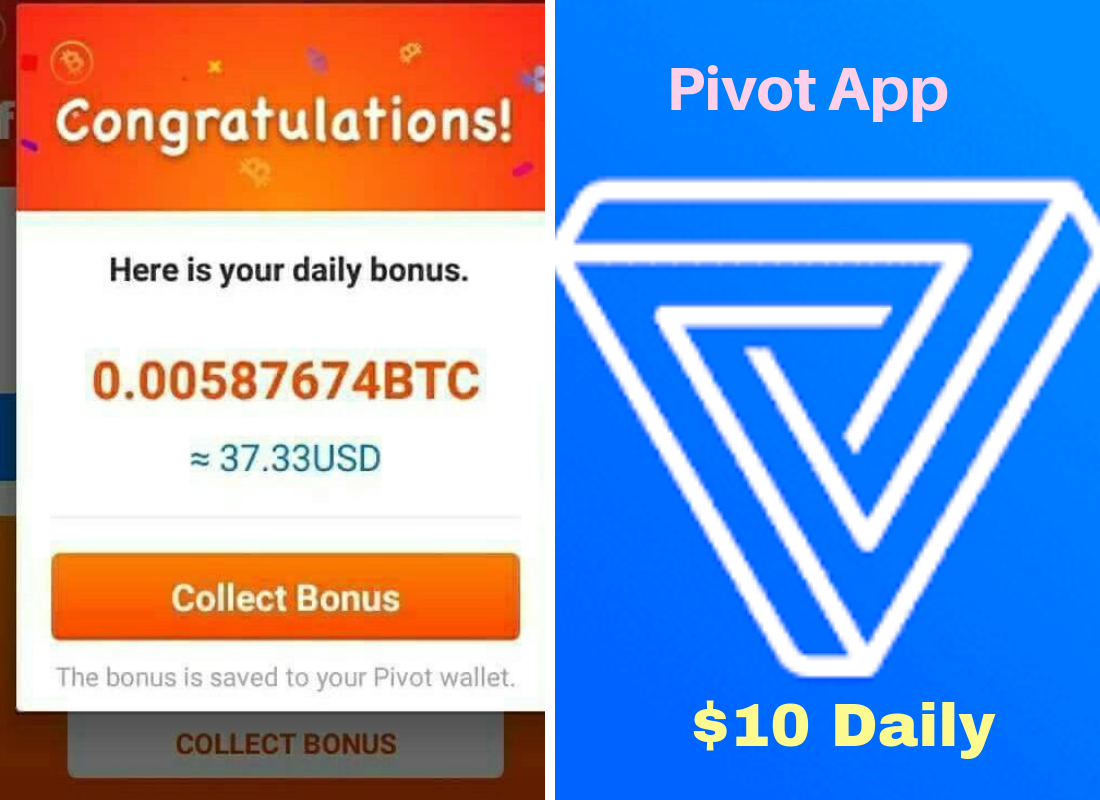 Make Money Online At Home: Make Money Online With Pivot App Free