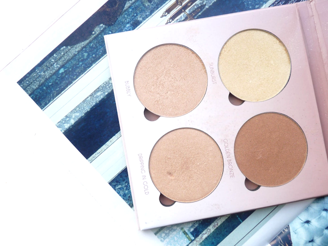 Anastasia Beverly Hills, That Glow kit review, review, glow kit, gleam, uk, review, swatches, bbloggers, beauty, makeup, highlighter, luminizer, ABH, youwishyou, Catherine Delves, 2016