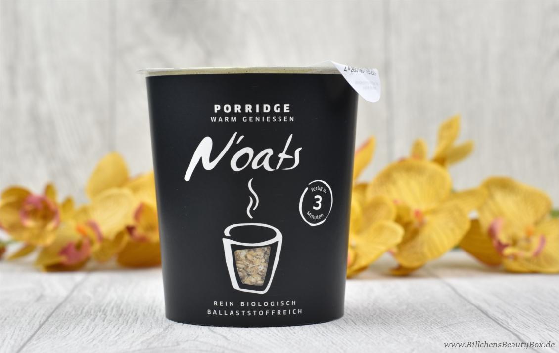 fem.box - Februar 2017 - mymuesli - N'oats 'Vanille-Mohn'