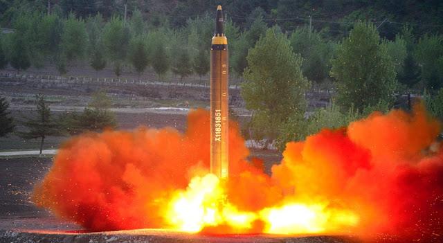 Coreia do Norte realiza novo teste com míssil