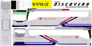 Livery Bus Discovery Sumber Selamat