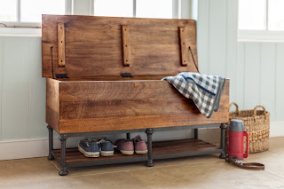 Bayford Storage Bench