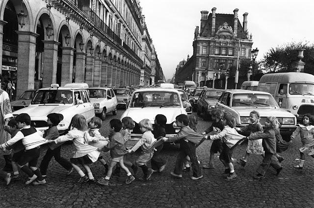 Foto de Rue de Rivoli, Paris, 1978
