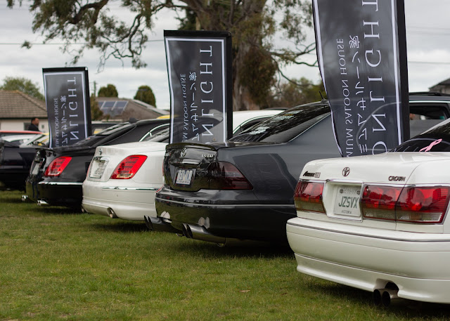 Moonlight VIP Crew. UZS186 Crown Majesta, Lexus LS430, JZS171 Crown Athlete