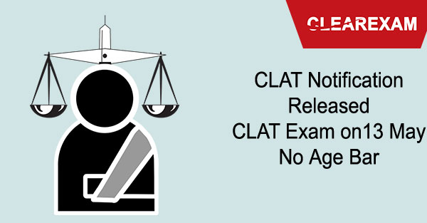 CLAT Notification released