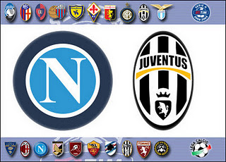 Napoli vs Juventus :Liga Italia Serie A