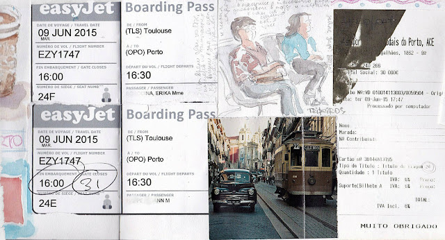 Portol-travel-Sketchbook-airport