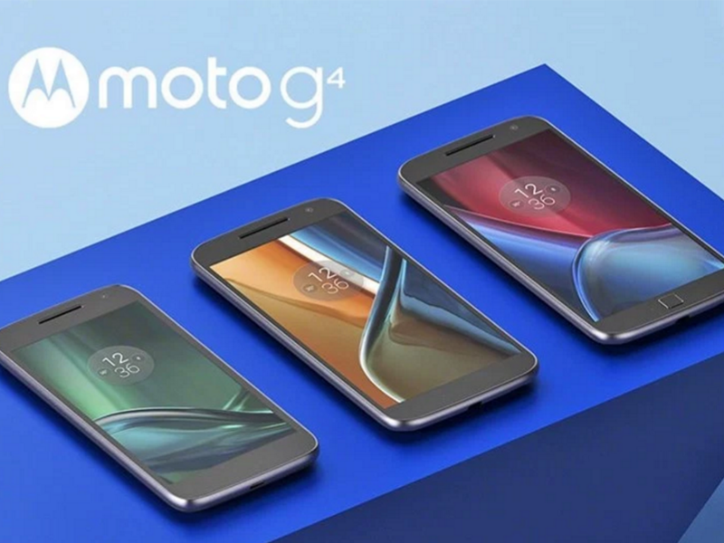 Moto G Play, Moto G4 and Moto G4 Plus