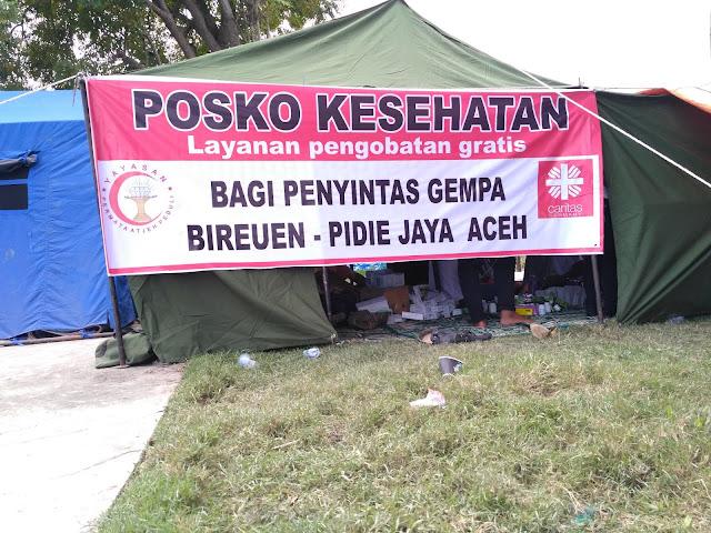 "Kurang Etis Menyebut Orang Selamat dari Bencana Gempa Pijay Aceh disebut ""Korban Gempa"""