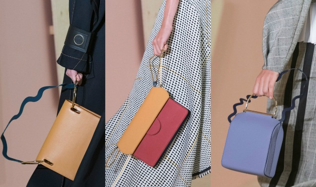 model tas di london fashion week 2016