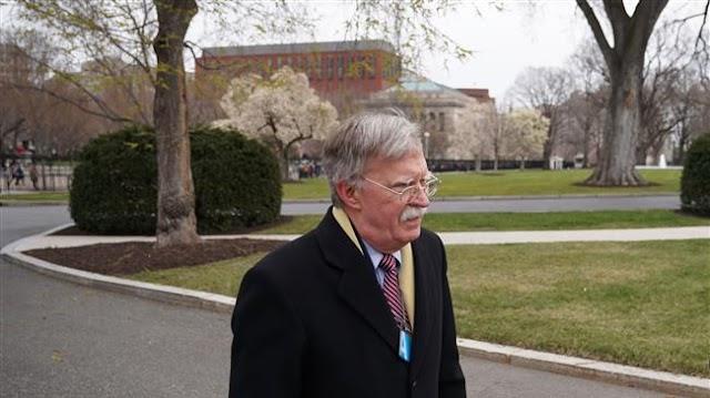John Bolton begins role as US National Security Adviser amid numerous crises