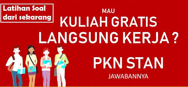 Download Latihan Soal Masuk STAN Terbaru 2019