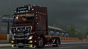 Mercedes Benz New Actros tuning 3.0