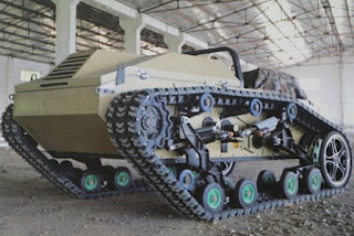 UGV Mule-200