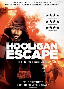 Hooligan Escape The Russian Job Poster