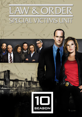 Law & Order Special Victims Unit (TV Series) S10 DVD R1 NTSC Sub