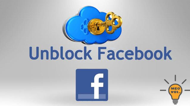 Tut Unlock Facebook với link mới 062