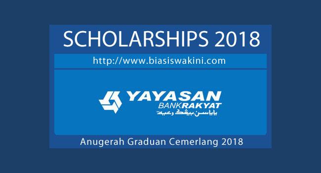 Anugerah Graduan Cemerlang 2018