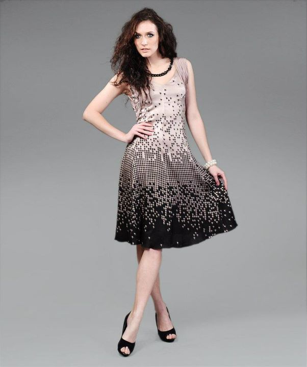 Stylish Party Wear Dresses 2012