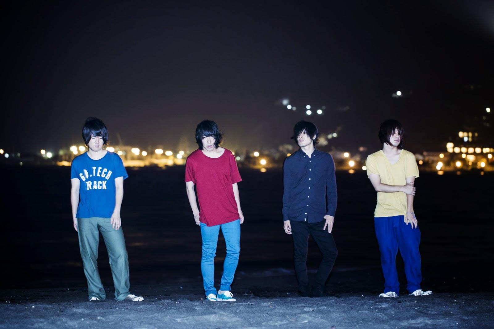 J-Rock Indie: KANA-BOON