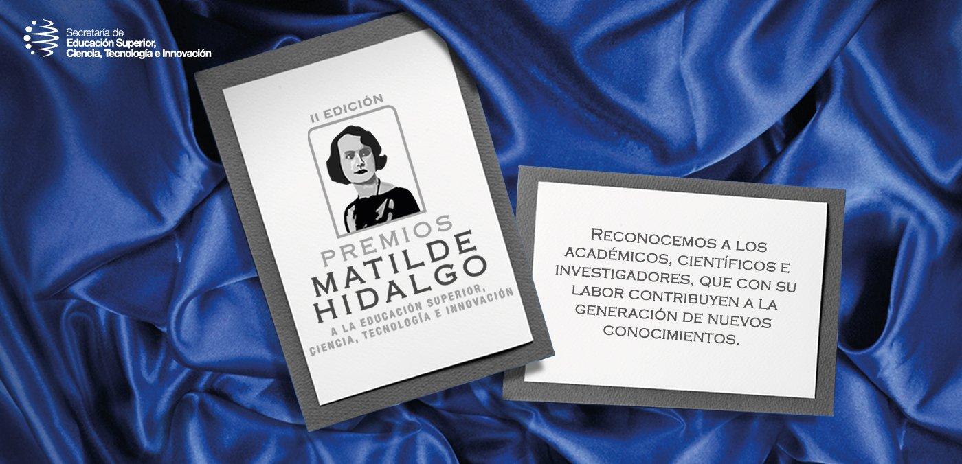 La USFQ obtuvo 4 galardones en la segunda entrega Matilde Hidalgo