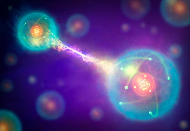 Quantum Entanglement (কোয়ান্টাম এন্টেঙ্গেলমেন্ট)