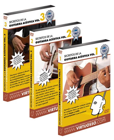 Virtuosso: Secretos de la Guitarra Acustica