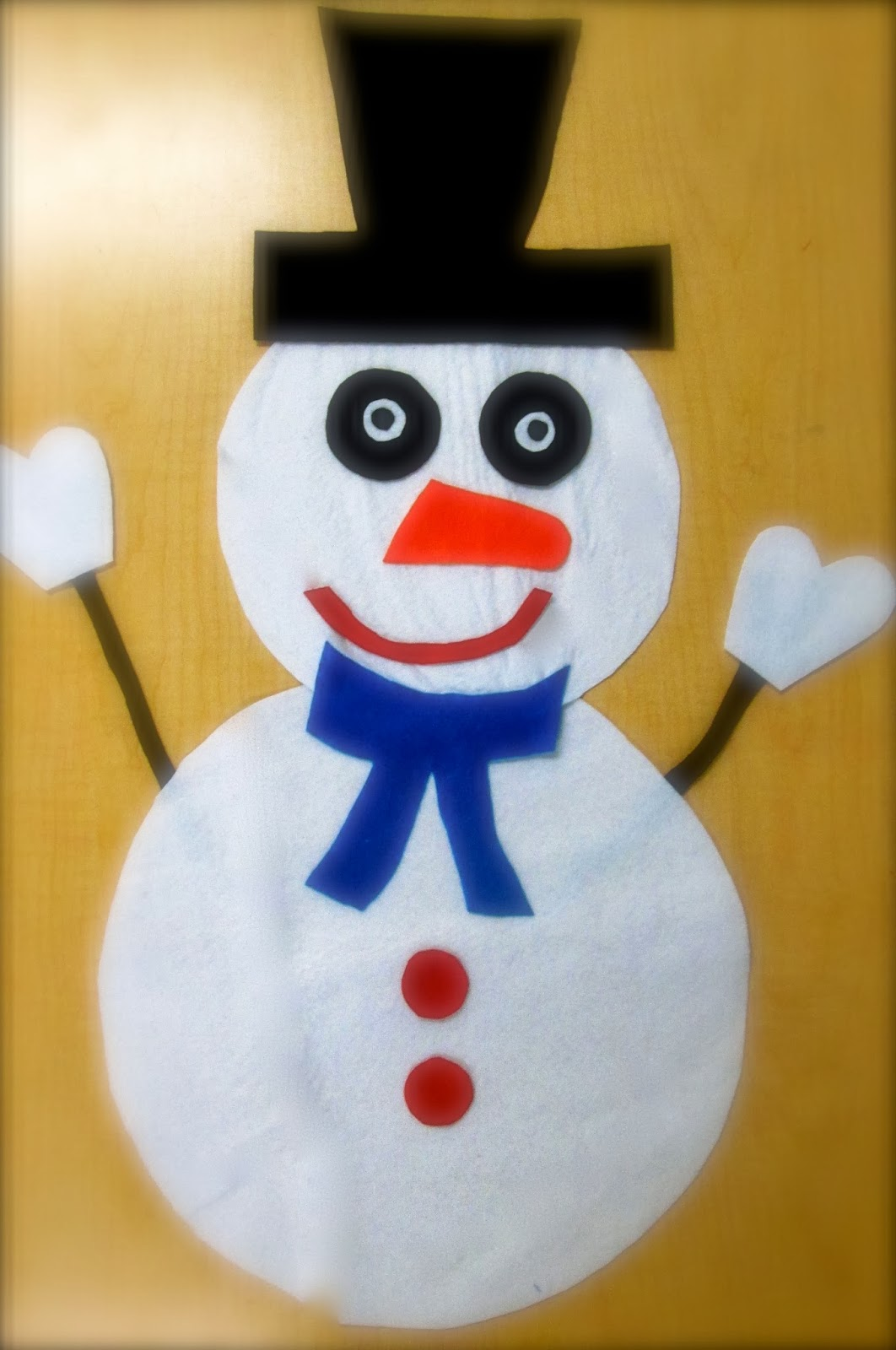 Fun Activities Using A Snowman