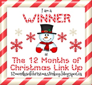 12 Months of Christmas Challenge