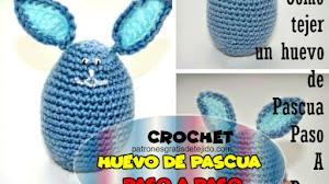 Cómo Tejer Huevo de Pascua a Crochet Paso a Paso