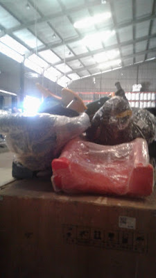 Proses Customs Clearance Barang Import LCL Door To Door Resmi China Jakarta