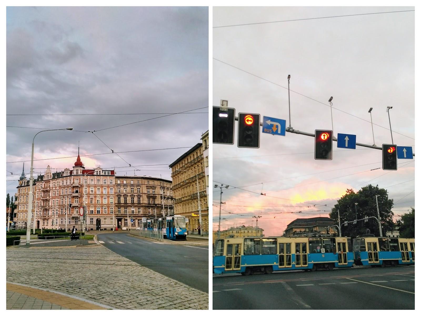 tramwaje we Wrocławiu
