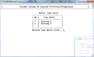 Membuat Program Rumah Makan Menggunakan Bahasa Pemrograman C++
