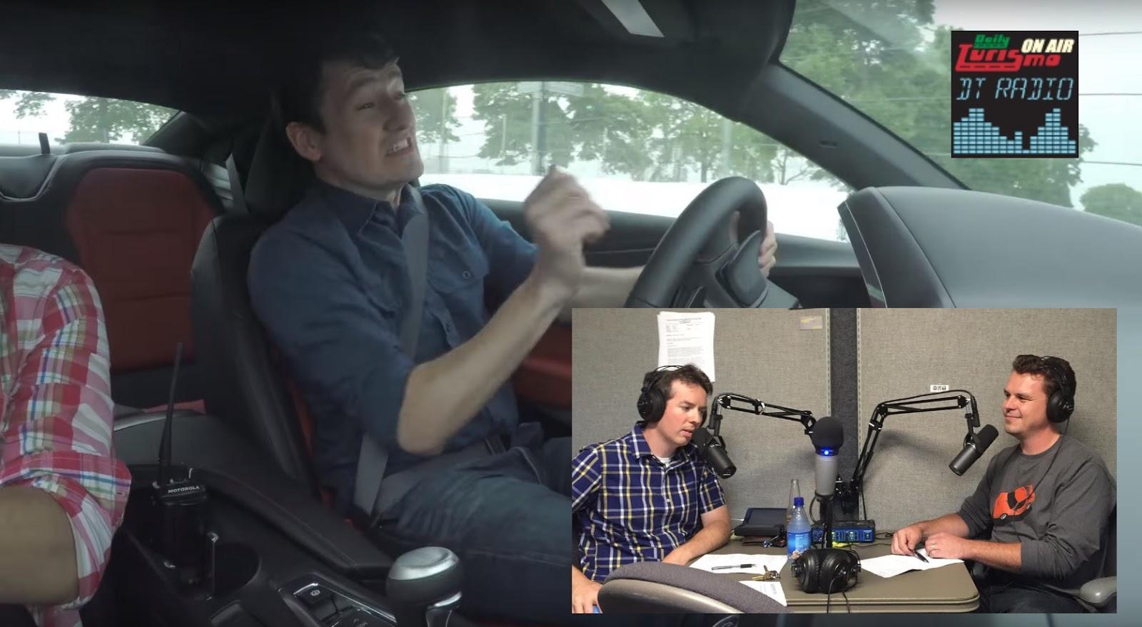 DT Radio Show Ep 23: Patrick George E-i-C of Jalopnik Talks Cars, Journalism, and Crashes