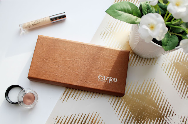 Cargo Cosmetics Vintage Eye Palette Review