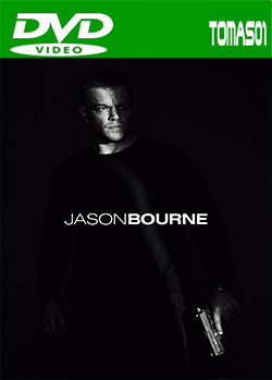 Jason Bourne (2016) DVDRip
