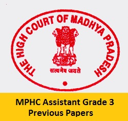 MP High Court Previous Papers PDF Download | Assistant Grade