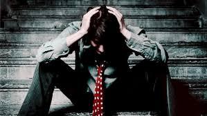 depresi gila stress