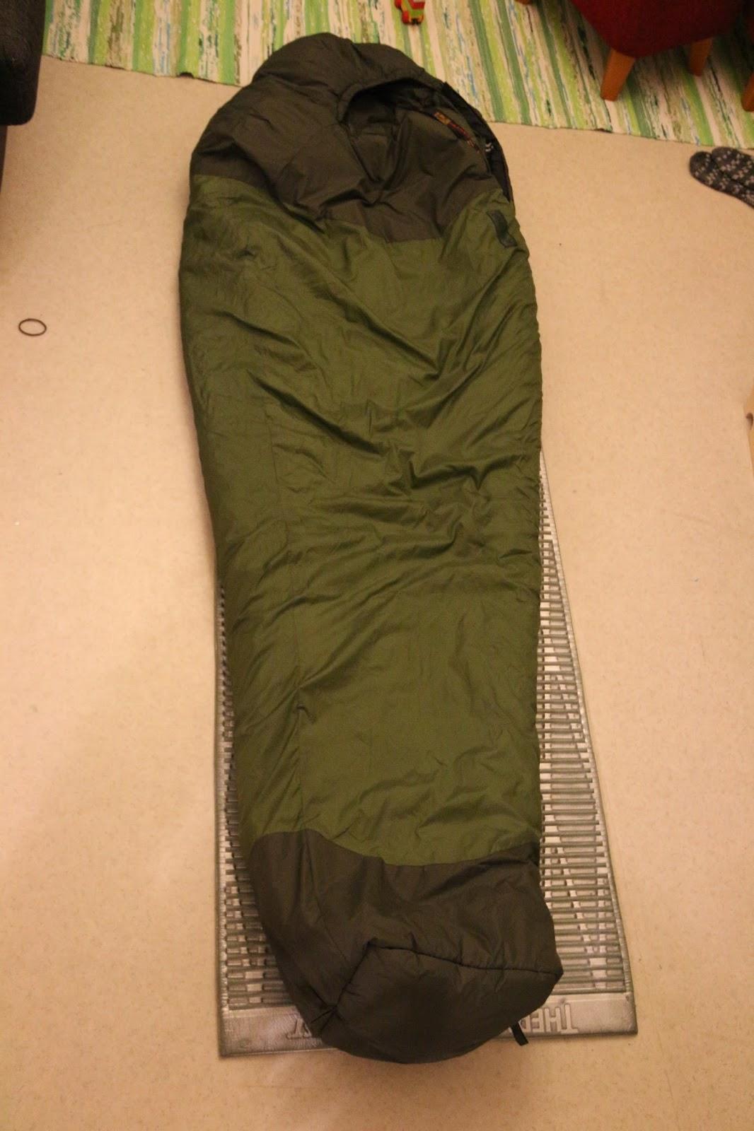 verkossa täällä yksinoikeudella saada verkkoon akpojan retkiblogi: Retkipeitto (talvi)makuupussin ...