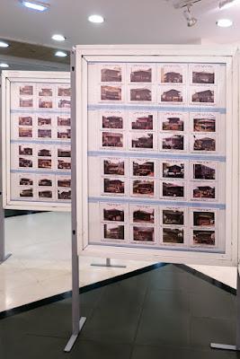 Exposición de Coleccionismo en el Ateneo de la Calzada: fotos de hórreos
