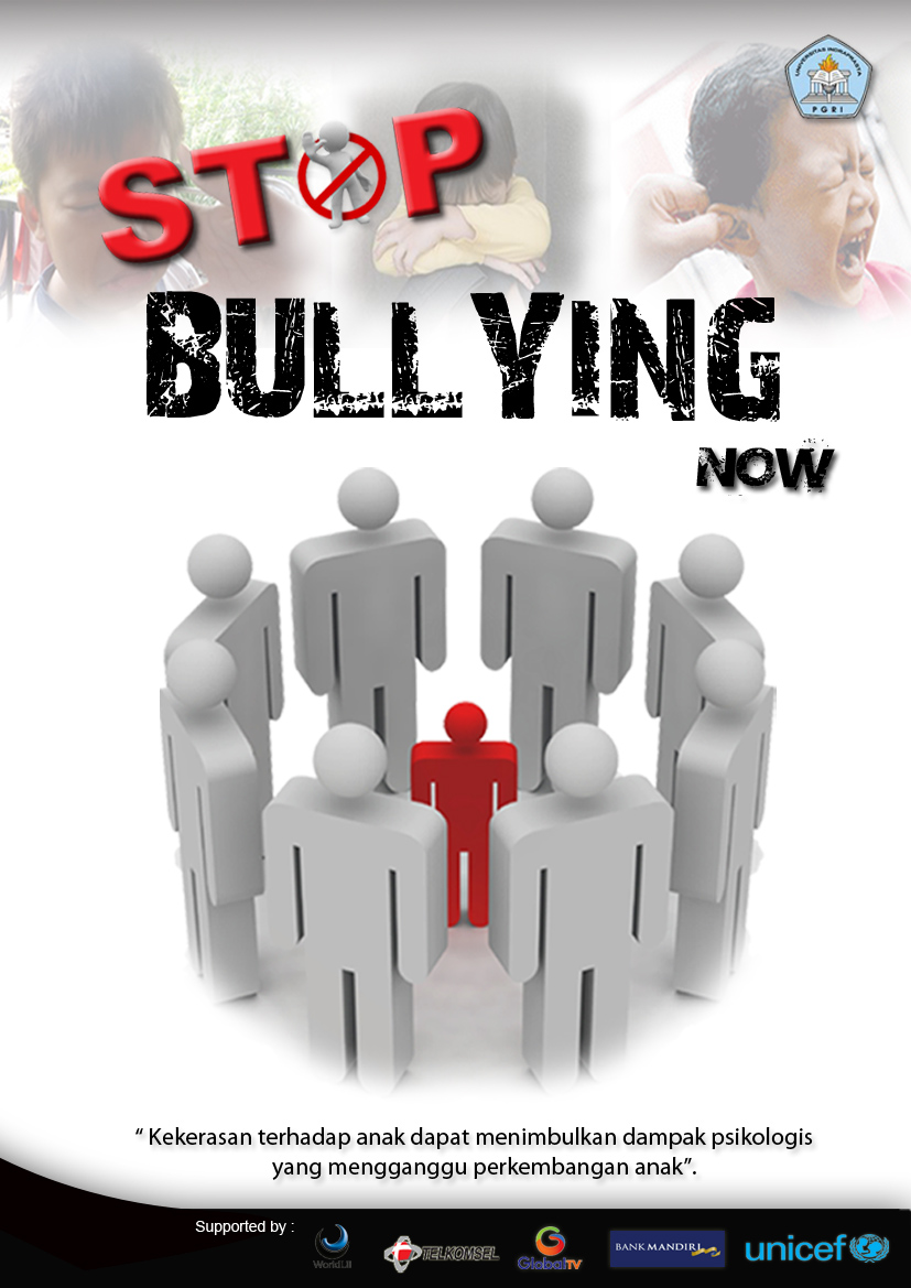 Chay Aziz Design Poster Tema Bullying
