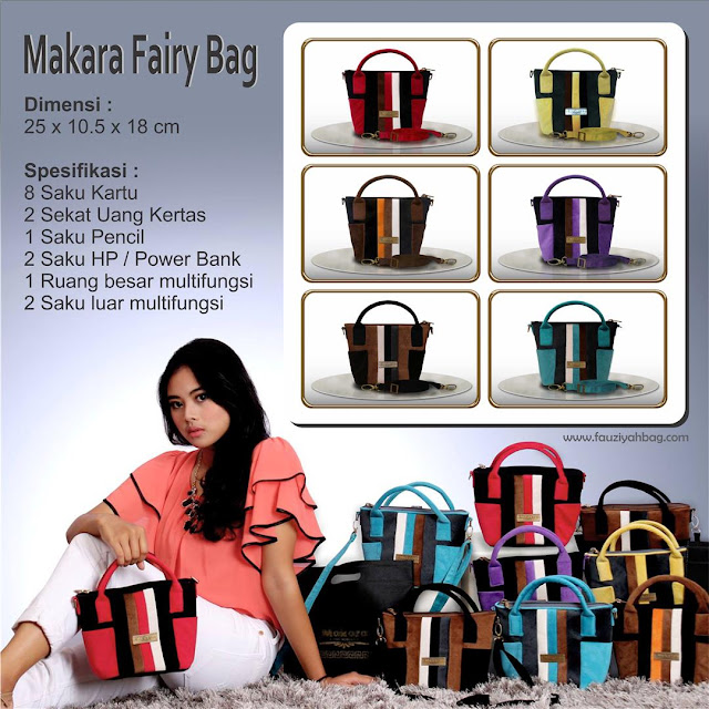 Makara Fairy Bag Fauziyah Bag
