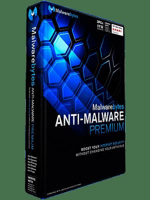 Malwarebytes Anti-Malware Premium Box Imagen